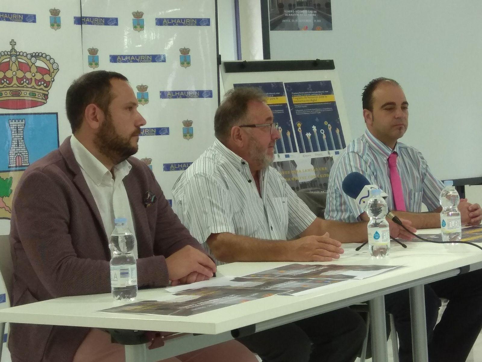 Presentación evento Alhaurín de la Torre